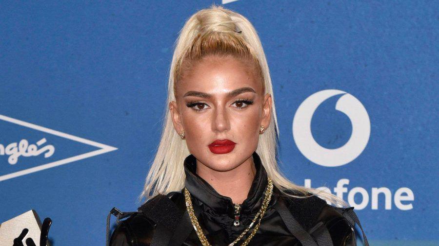 Loredana bei der Verleihung der MTV European Music Awards 2019 (eee/spot)