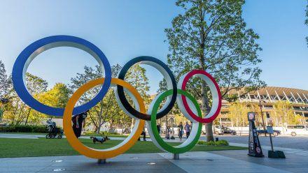 Bei den Olympischen Spielen in Tokio werden keine Zuschauer vor Ort sein. (elm/spot)