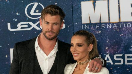 Chris Hemsworth und Elsa Pataky sind seit 2010 verheiratet.  (aha/spot)