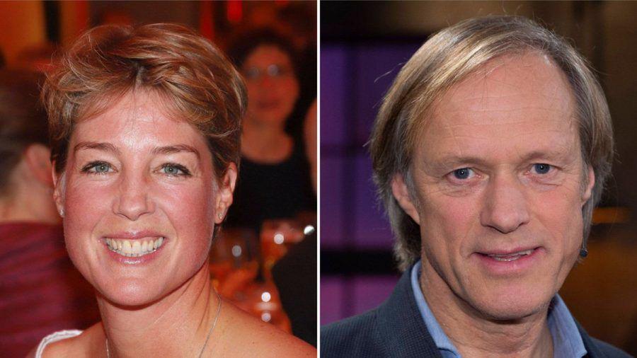 Christina Block und Gerhard Delling sind ein Paar. (dr/spot)