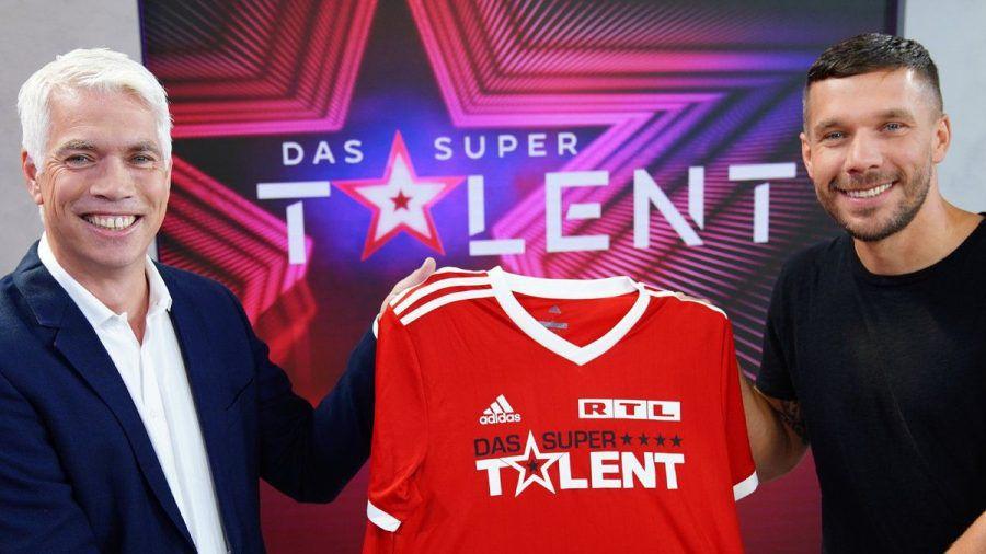 Lukas Podolski bekommt Verstärkung. (rto/spot)