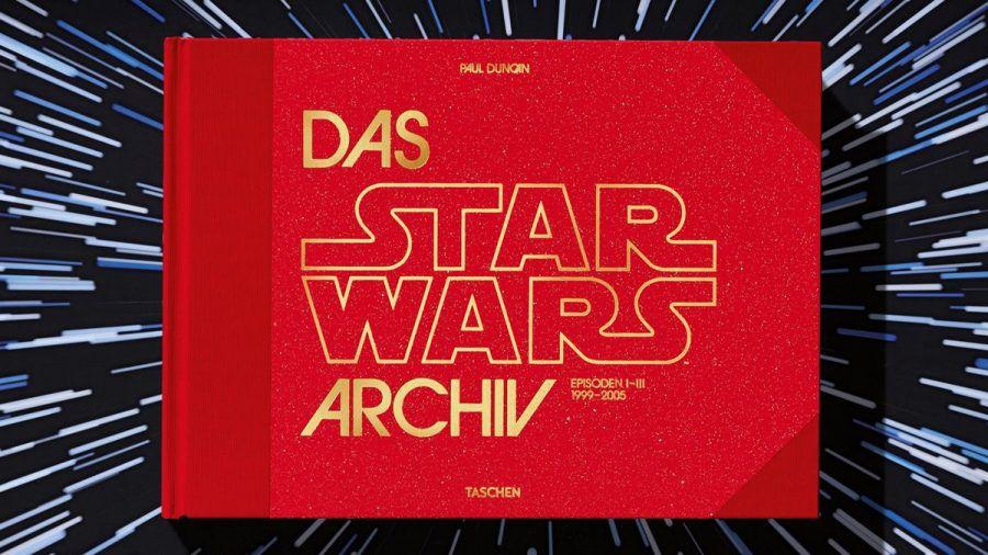 """Megafettes Buch mit 600 Seiten: """"Das Star Wars Archiv. 1999-2005"""""""