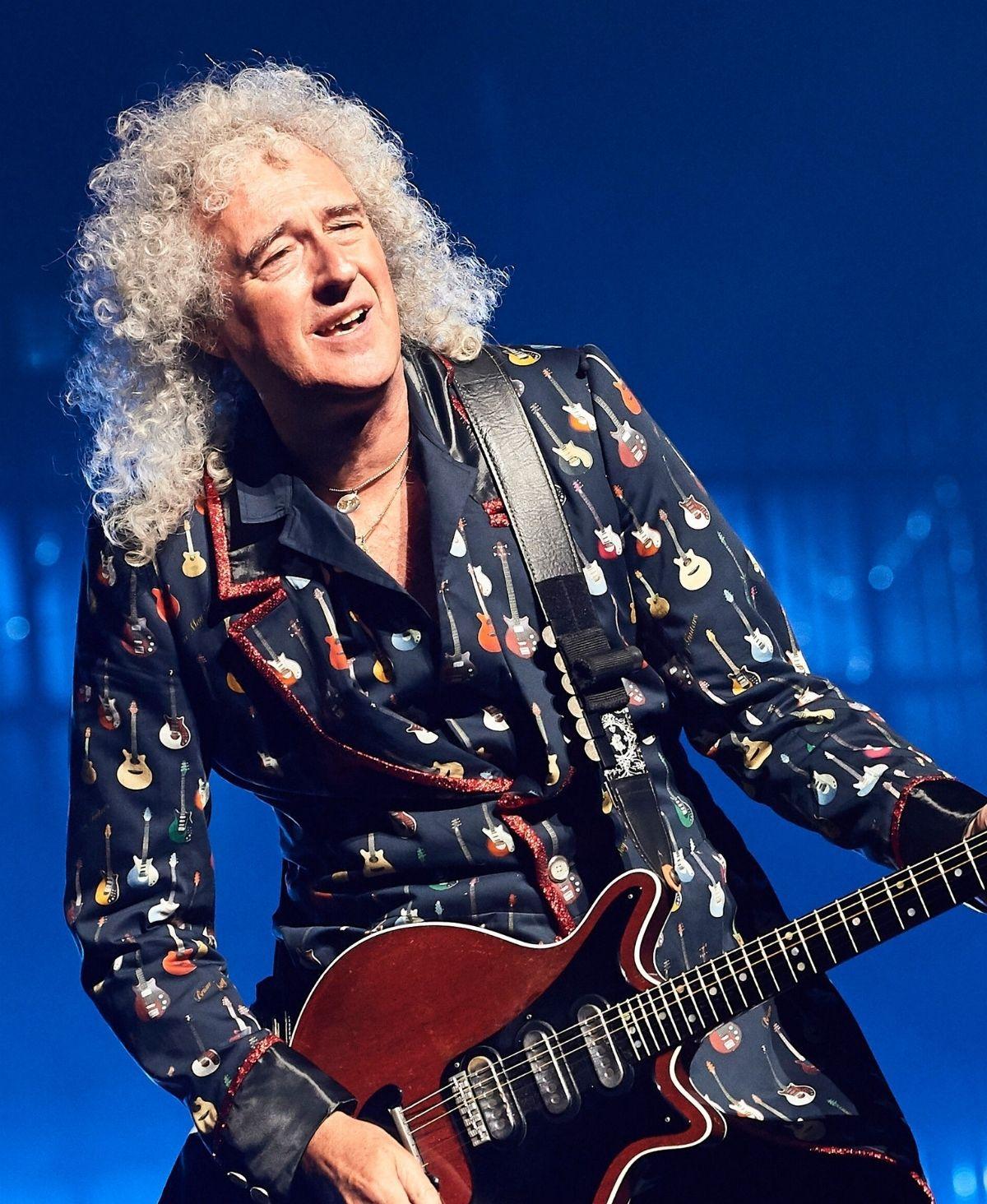"""Brian May: Freddie Mercury würde noch immer mit """"Queen"""" singen"""