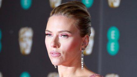 Scarlett Johansson, hier auf einer Veranstaltung im vergangenen Jahr, verklagt Disney (wue/spot)