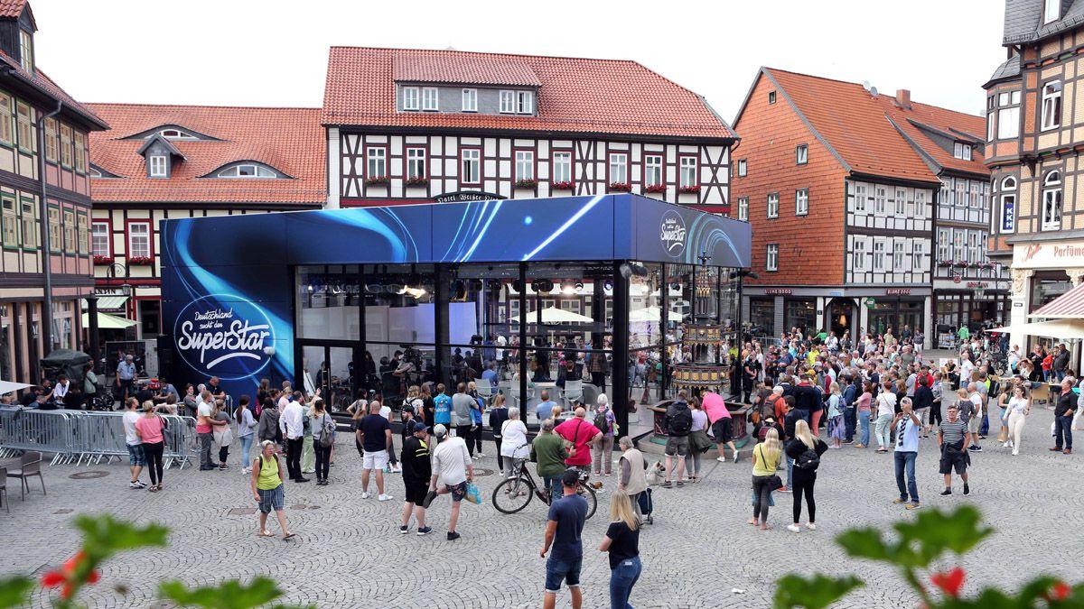 Florian Silbereisen: Aufgeheizte Atmosphäre bei den DSDS-Castings