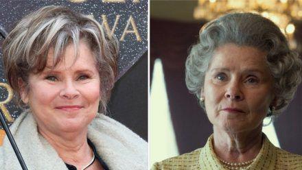 """Imelda Staunton spielt Queen Elizabeth II. in der fünften und sechsten Staffel von """"The Crown"""". (tae/spot)"""