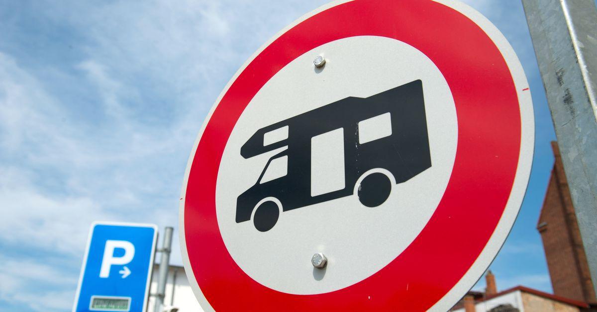 Wohnmobil und Caravan: Wo darf man parken und wo nicht?