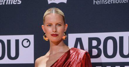 Karolina Kurkova ist Mutter von drei Kindern.