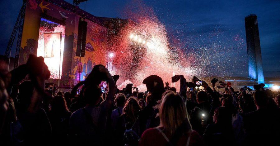 Das Lollapalooza Festival in Berlin fand zuletzt 2019 statt.