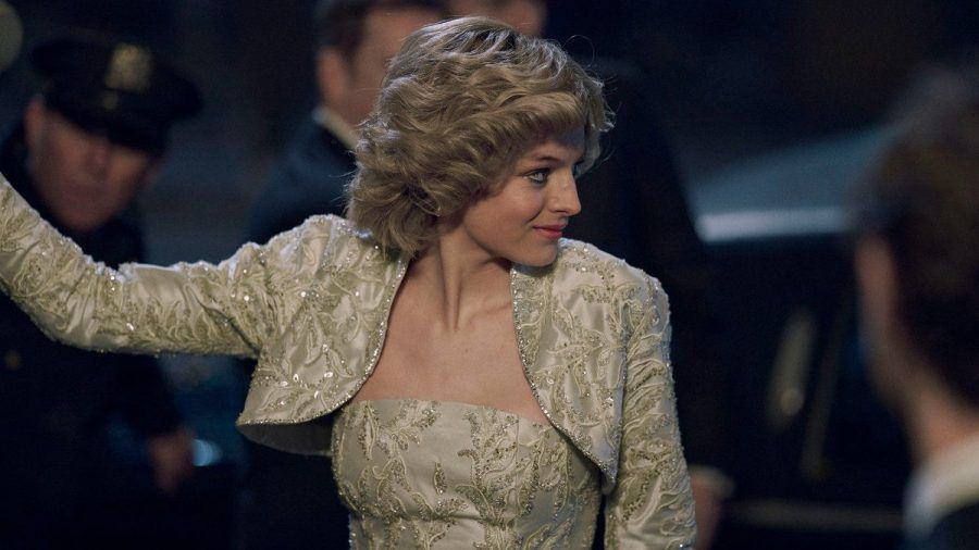 """Emma Corrin als Prinzessin Diana in der vierten Staffel von """"The Crown"""" (mia/spot)"""