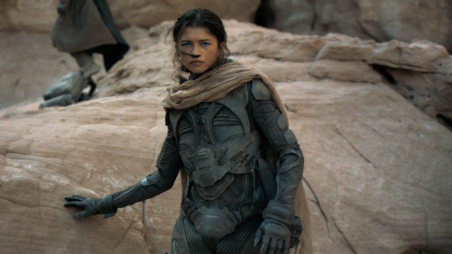 """Zendaya in """"Dune"""" von Denis Villeneuve: Der Film feiert seine Weltpremiere auf den Internationalen Filmfestspielen von Venedig. (tae/spot)"""