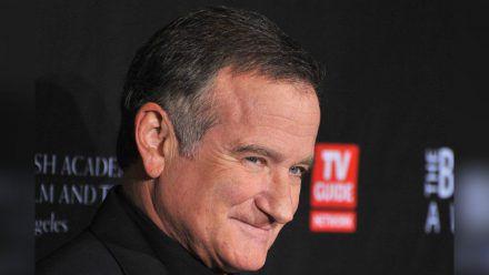Robin Williams 2011 bei einem Auftritt in Los Angeles. (ln/spot)