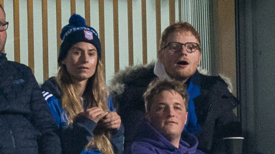 Ed Sheeran: Mit der Gattin geht's immer sehr zeitig ins Bett