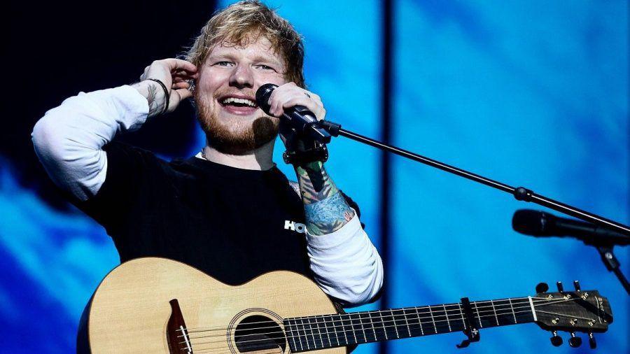 """Ed Sheeran erklärt den """"seltsamen"""" Namen seiner Tochter"""