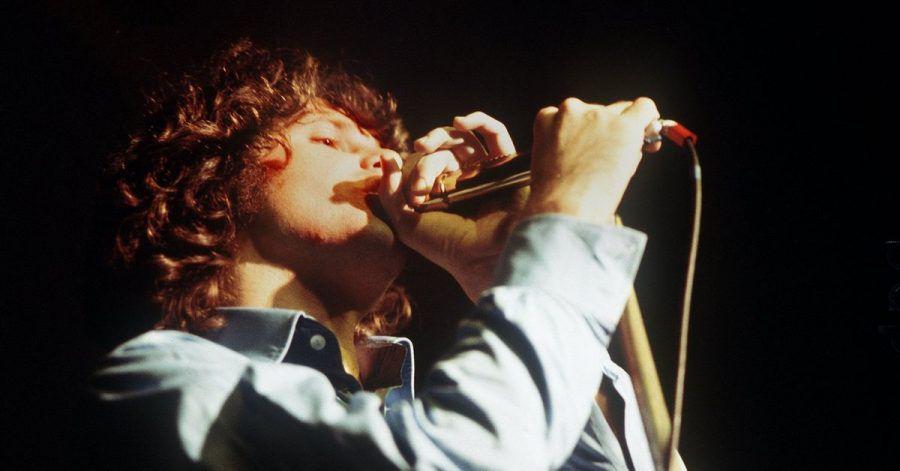 Jim Morrison, Sänger der Band The Doors - sein früher Tod mit 27 machte ihn zu einem Mythos.