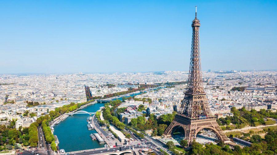Pariser Eiffelturm nun wieder geöffnet: Aber nur so darf man rauf