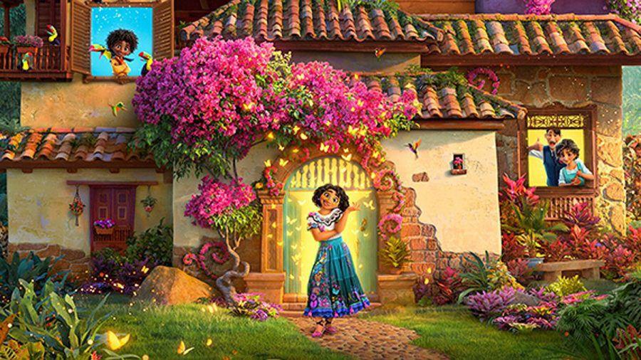 """Encanto"": Alles zum neuen zauberhaften Disney-Animationsfilm"