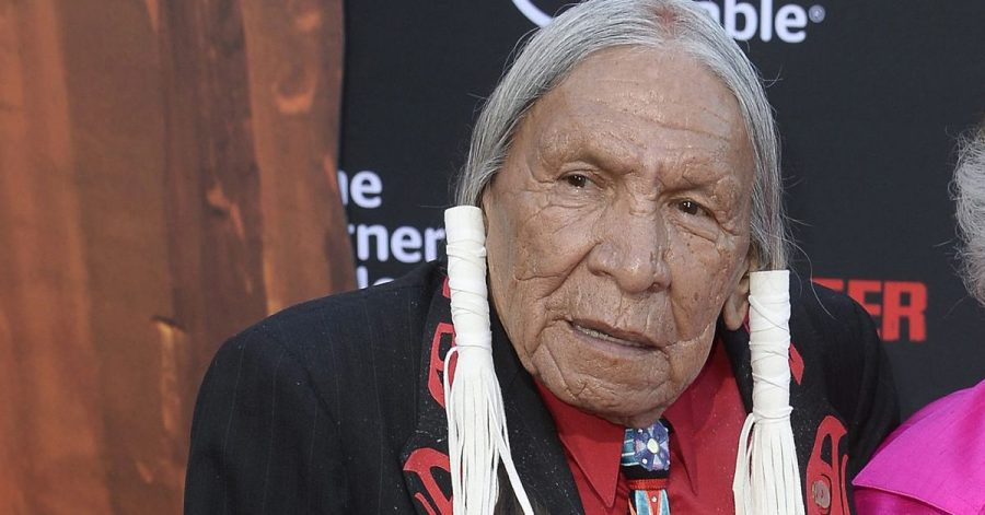 """Der indigene Schauspieler Saginaw Grant aus dem Film """"The Lone Ranger"""" ist mit 85 Jahren gestorben."""