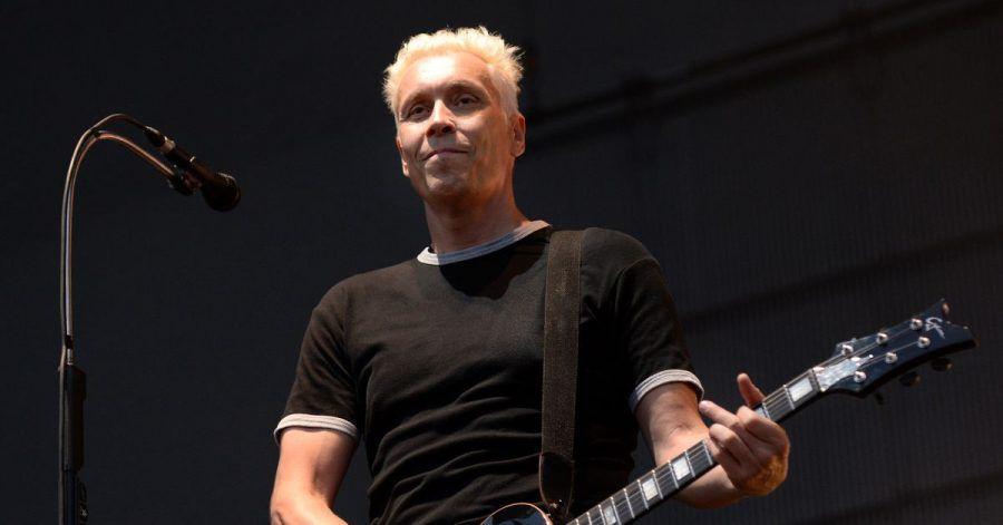 Farin Urlaub, Sänger und Gitarrist der Punkrock-Band Die Ärzte, 2013 in Berlin.