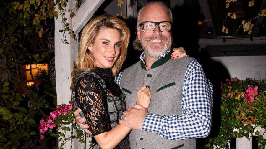 Claudelle Deckert und Peter Olsson hatten sich im Mai verlobt. (nra/spot)
