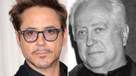 Robert Downey Jr. (li.) hat sich auf Instagram von seinem Vater verabschiedet. (jom/spot)