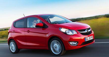 Kleines Kerlchen? Eher kleines Karlchen - bis zu seiner Einstellung hat der Karl bei Opel das Einstiegsmodell gegeben.