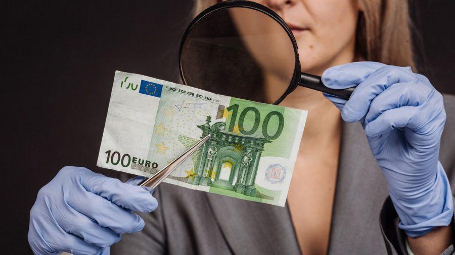 Schwere Zeiten: Geldfälscher werden immer leichtsinniger