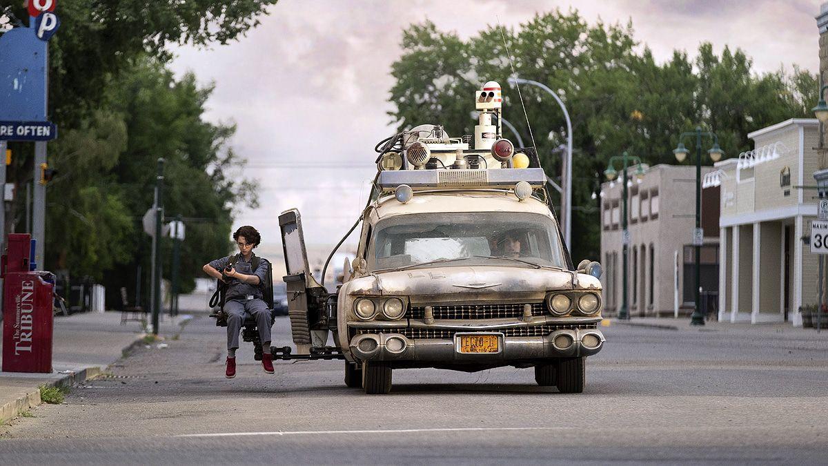 """Ghostbusters: Legacy"": Hier ist der neue Trailer!"