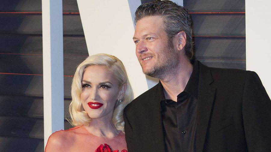 Gwen Stefani und Blake Shelton: So war die Nacht vor der Hochzeit