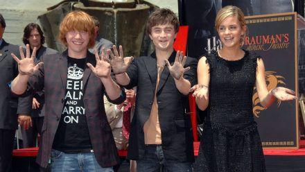 """Daniel Radcliffe: Darum wird es keine """"Harry Potter""""-Reunion geben"""