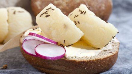 Von wegen der Harzer Käse kommt aus dem Harz!