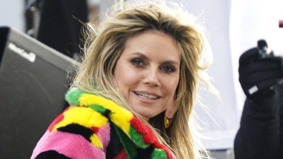Heidi Klum braucht eine Knolle Knoblauch pro Woche