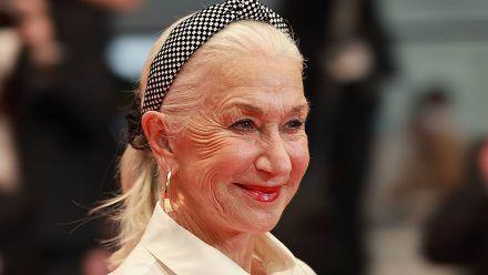 Britenlegende Helen Mirren trotz Lockdown: Darum jeden Tag mit Make-up