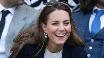 England-Tor in der 2. Minute: Herzogin Kate und Prinz George flippen vollkommen aus