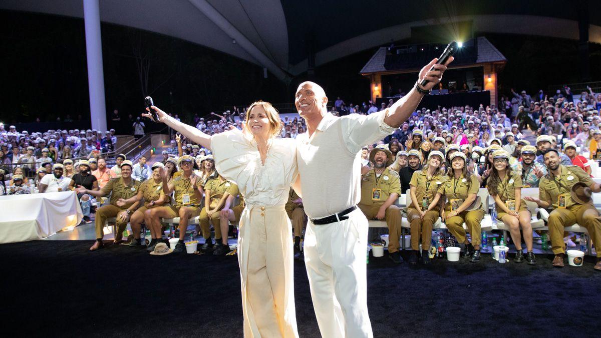 """Verlosung """"Jungle Cruise"""": Heißersehnte Premiere in Disneyland - das Video"""