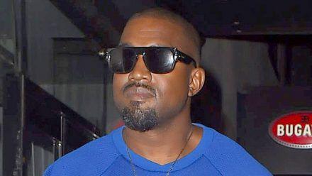 Kanye West: So bescheiden nächtigt er im Stadion
