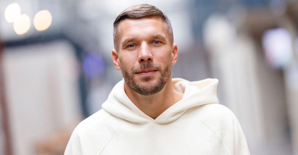 Lukas Podolski: Seine Stiftung erlaubt hilfsbedürftigen Kinder das Träumen