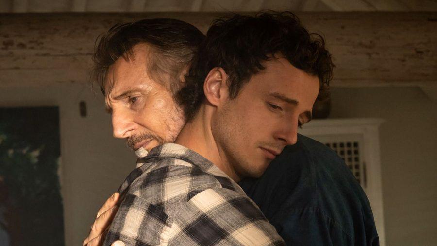 Liam Neeson drehte mit Sohn: Anfang als Schauspieler kann hart sein