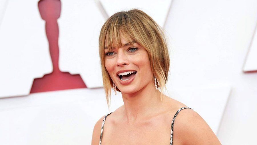 Margot Robbie: Windelcreme benutzt sie für die Lippen