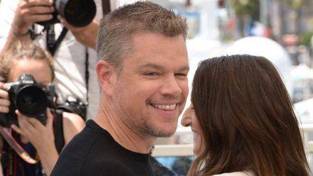 """Matt Damon lehnte """"Avatar"""" und 10% der Einnahmen ab"""