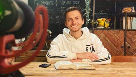 Philipp Mickenbecker: Zwillingsbruder Johannes hat geheiratet