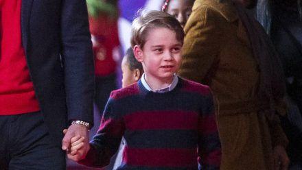 Prinz George zum 8. Geburtstag