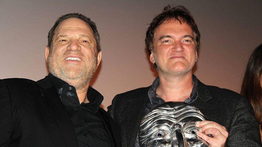 """Quentin Tarantino über Harvey Weinstein: """"Jeder wusste davon"""""""