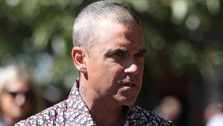 Robbie Williams über sein lichter werdendes Haupthaar