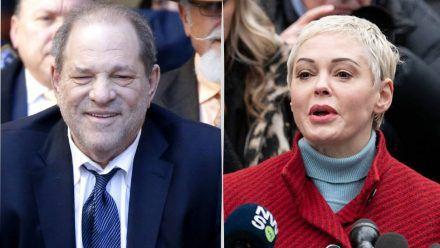 Rose McGowan gibt Harvey Weinstein schuld am Ende ihrer Karriere