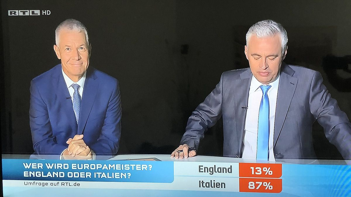 Video: Zappenduster bei RTL aktuell