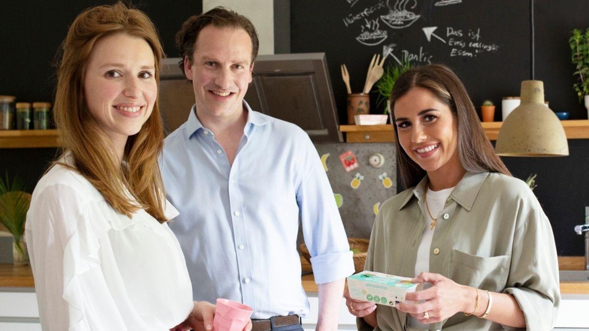 Sarah Engels wird Unternehmerin: Sie steigt ins Food-Business ein
