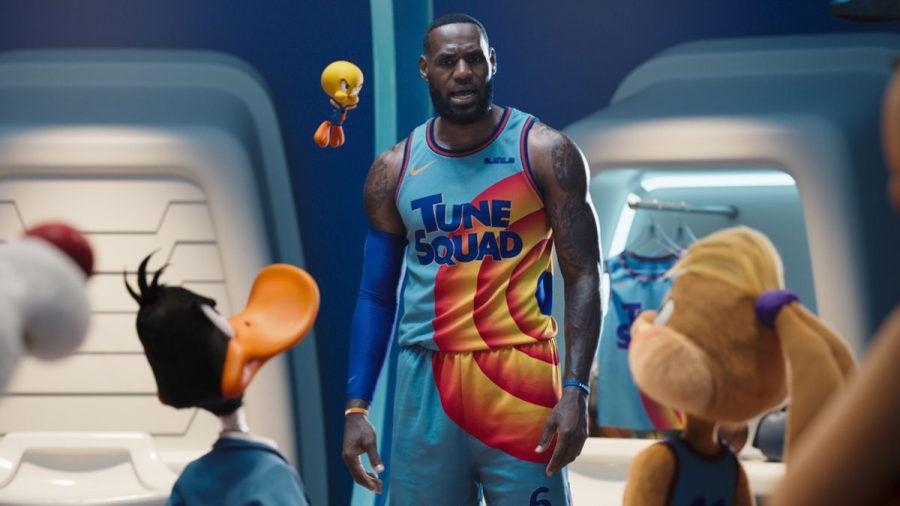 "Filmkritik ""Space Jam: A New Legacy"" mit Basketball-Megastar LeBron James"