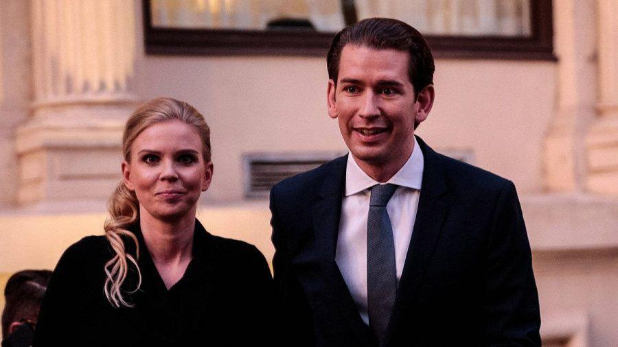 Österreichs Kanzler Sebastian Kurz wird Vater