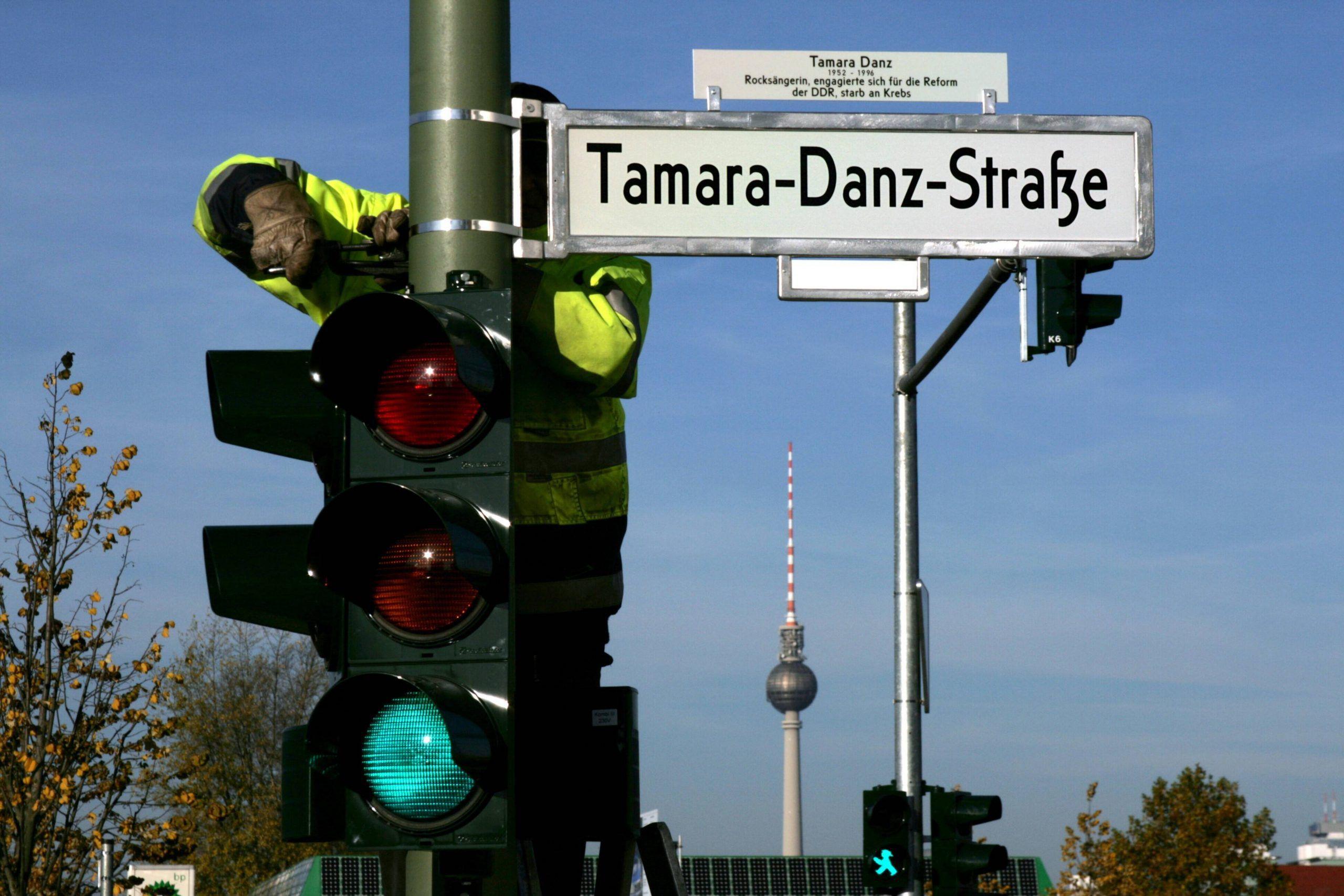 Tamara Danz zum 25. Todestag: Wild, unberechenbar, leidenschaftlich